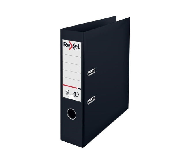 Rexel Choices A4 Black Lever Arch File (Pack 10)