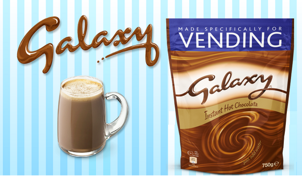 Galaxy Drinking Chocolate 750g