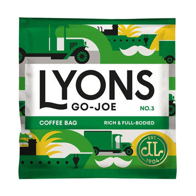 Lyons Go-Joe Coffee Bags 150's