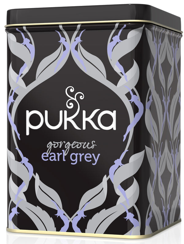 Pukka Tea Caddy Gorgeous Earl Grey