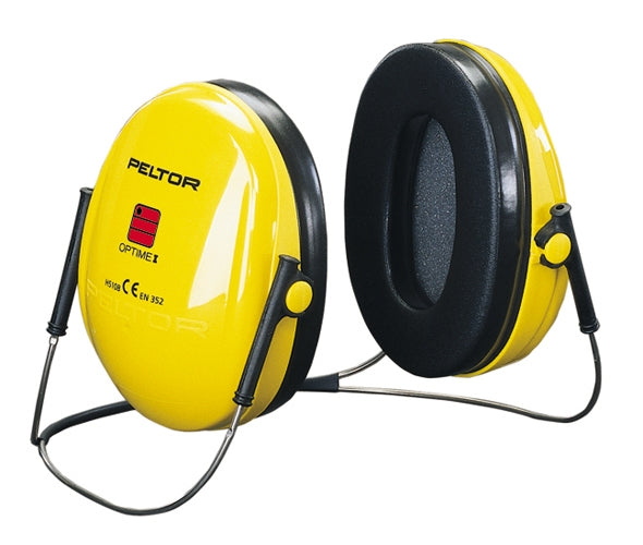 3M Peltor Optime 1 H510B Neckband Ear Defenders