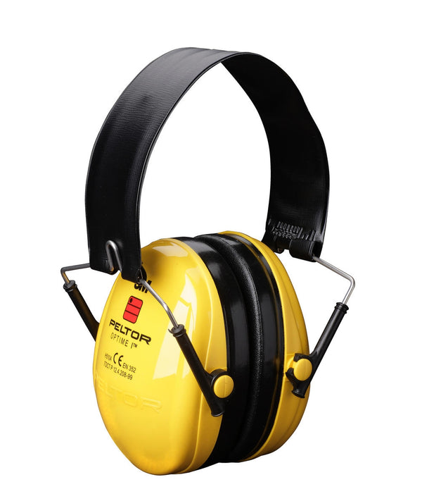 3M Peltor Optime 1 H510F Headband Ear Defenders