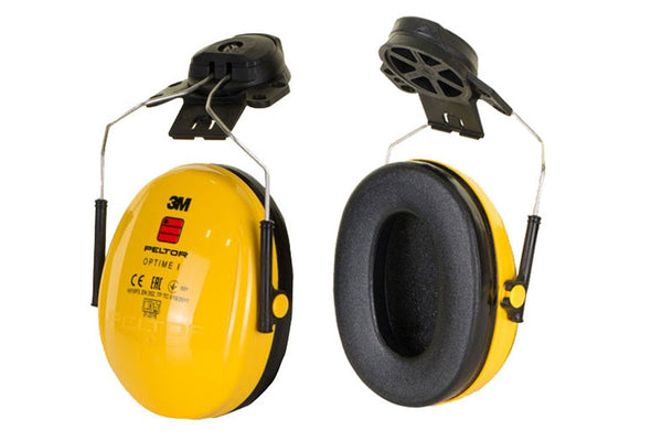 3M Peltor Optime 1 H510P3E Helmet Attach Ear Defenders