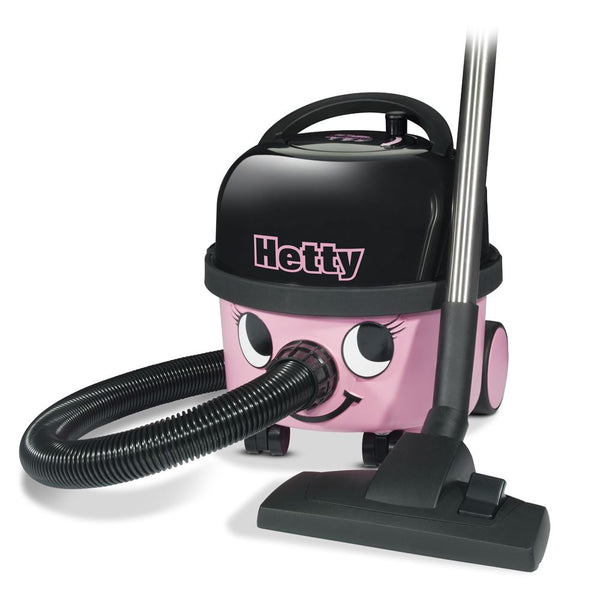 Numatic Hetty Vacuum Cleaner Pink (HET160)