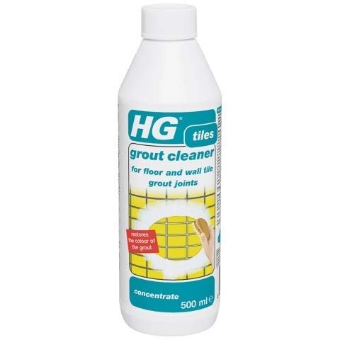 HG Tiles Grout Cleaner Concentrate 500ml