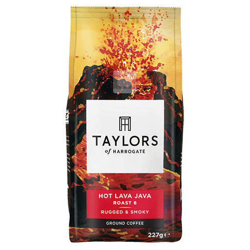 Taylors of Harrogate Hot Lava Java 227g