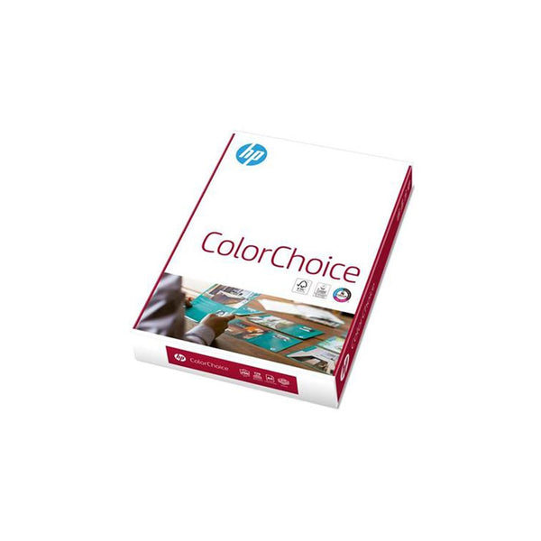 HP Colour Laser A4 200gsm White Paper (250 Sheet)