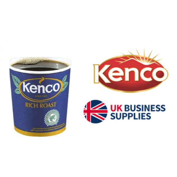 Kenco Rich Roast Black In-Cup 25s 76mm/7oz