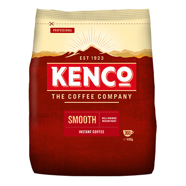 Kenco Smooth Roast Eco Refill Pack 650g