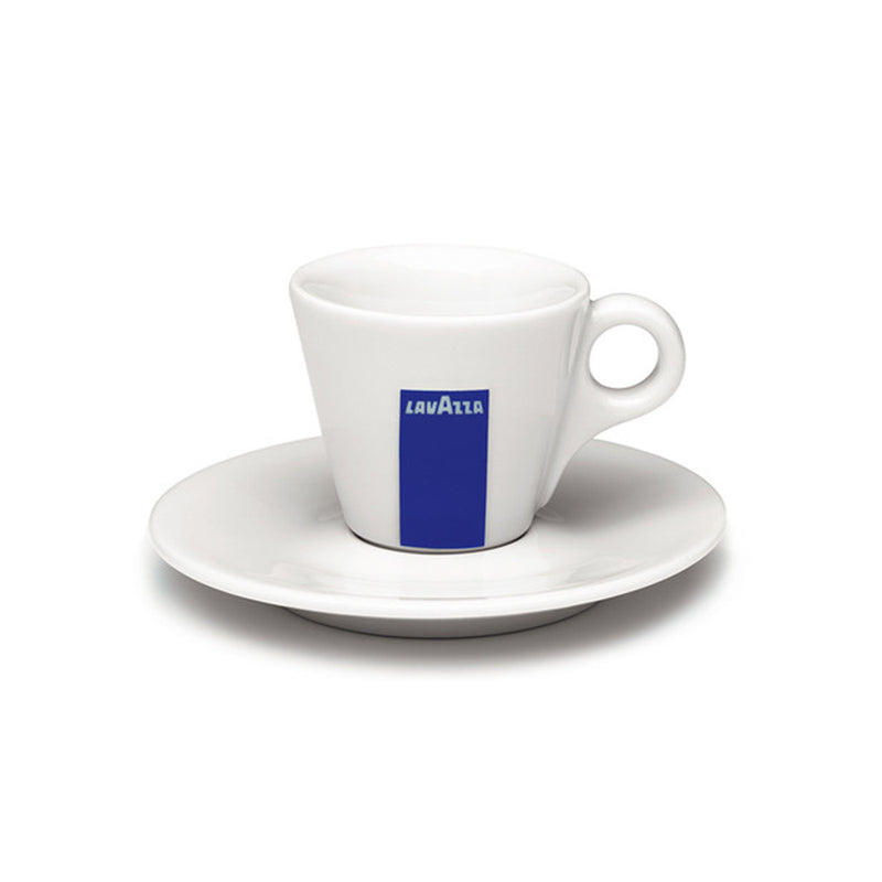 Lavazza Espresso Coffee Cup & Saucer {2oz}