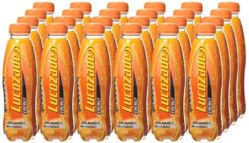Lucozade Energy Orange Bottles 24 x 380ml
