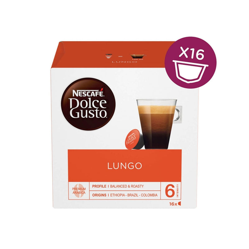 Dolce Gusto Lungo 16 Pods