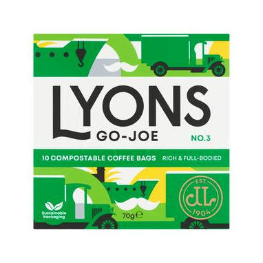 Lyons Go Joe Coffee Break Bags 70g