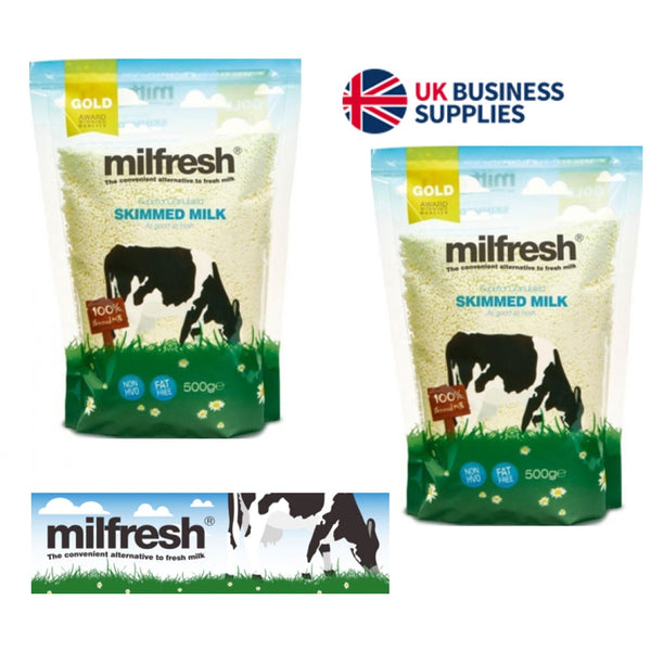 Milfresh Gold Granulated Skimmed Milk 500g