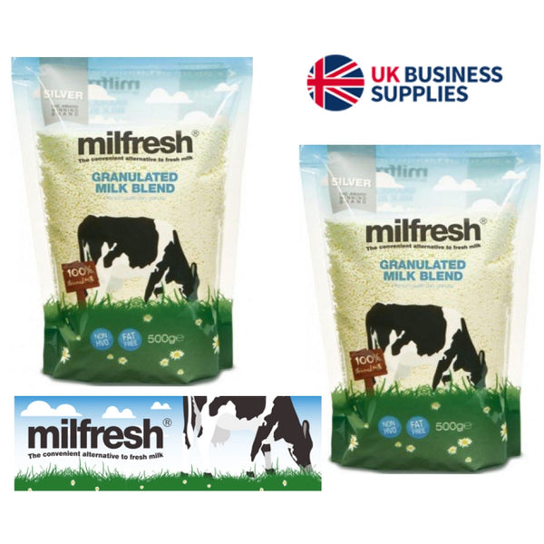 Milfresh Silver Granulated Milk 500g