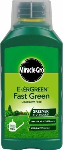 Miracle-Gro® Fast Green Liquid Concentrate Lawn Food 100m2