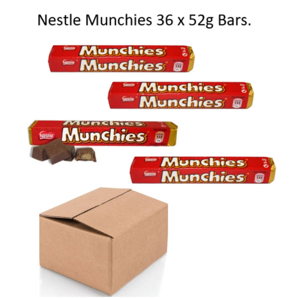 Munchies Pack 36's {Brown Box Range}