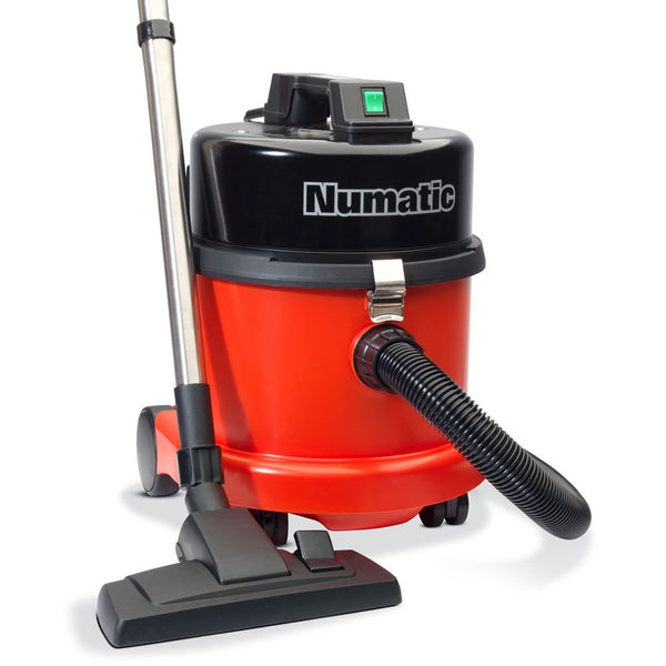 Numatic Heavy Duty Professional Vacuum Red (NVQ370)