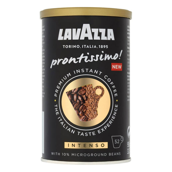Lavazza Prontissimo Intenso Coffee 95g (Full Pack 6's)
