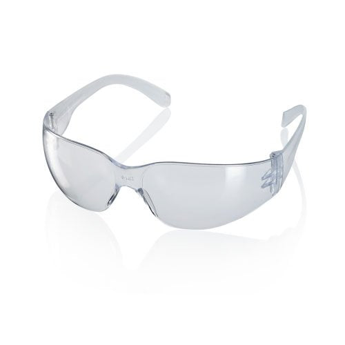 Ancona Clear Safety Spectacles