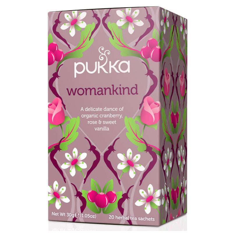 Pukka Tea Womankind Envelopes 20's
