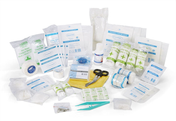 B-Click Medical Football First Aid Kit Refill