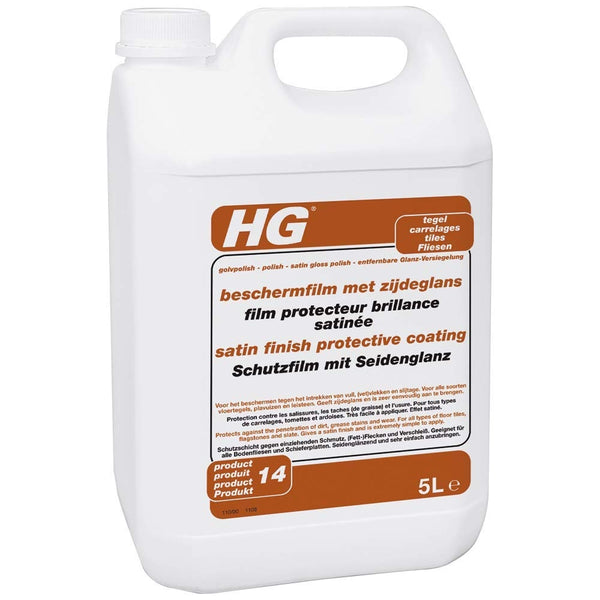 HG Tiles Satin Finish Protective Coating 5 Litre