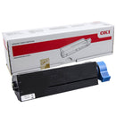 Genuine Black Oki 45807102 Toner Cartridge (45807102 Laser Printer Cartridge)