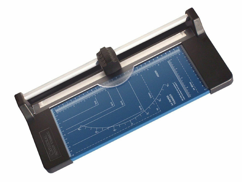 Value A4/A5 Precision 10 Sheet Rotary Paper Trimmer