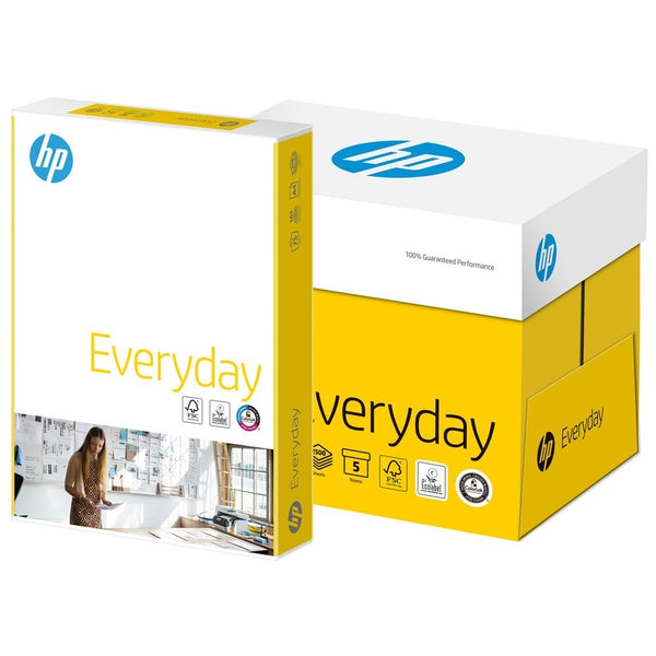 HP A3 75gsm Everyday White Paper 500 Sheets
