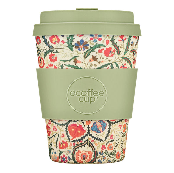 12oz Bamboo Papafranco Ecoffee Cup