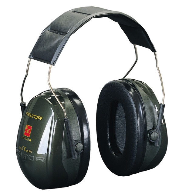 3M Peltor Optime 2 H520A Headband Ear Defenders