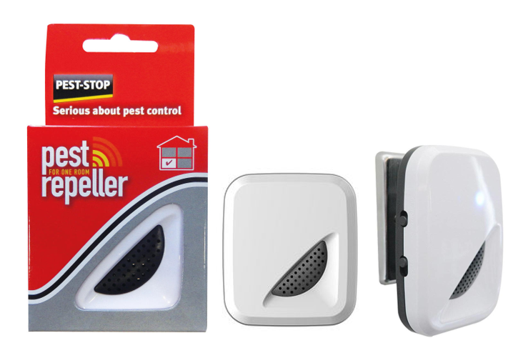 Pest-Stop Electronic Pest Repeller- One Room {PSIR-OR}