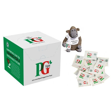 PG Tips Envelope Tea Bag 6 x 200's {1200 Envelopes}