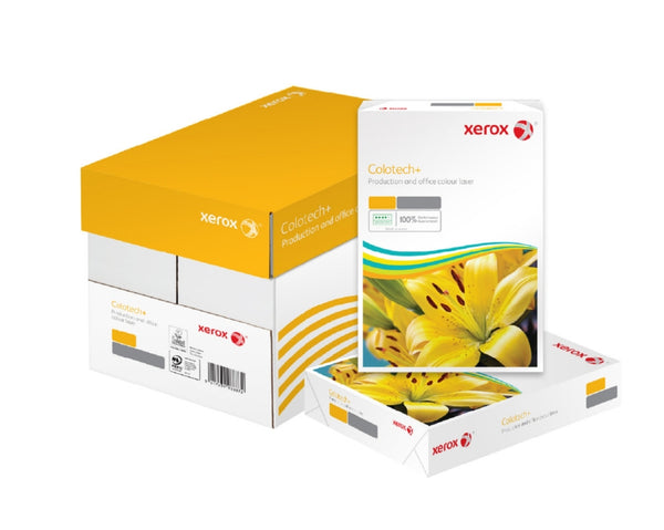 Xerox A4 160g White Colotech Paper 1 Ream (250 Sheets)