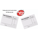Pukka Pads Petty Cash Voucher Pad 100 Sheets (10 Pack)