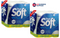 Pure Soft White Toilet Rolls 18 Pack