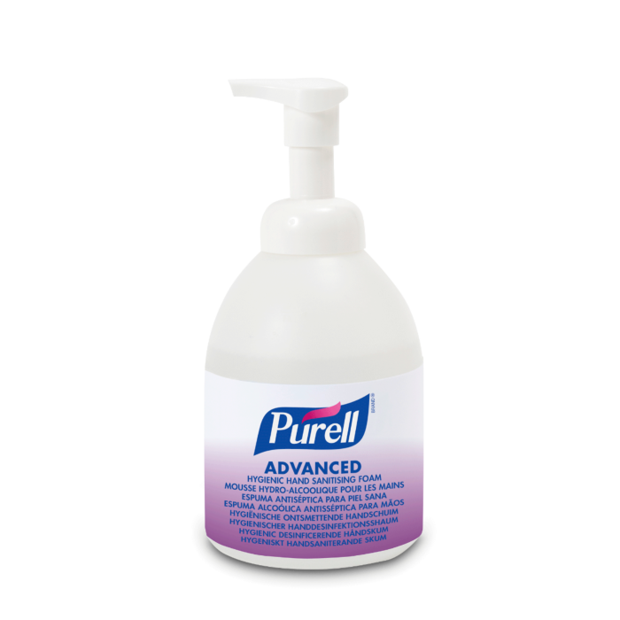 Purell Advanced Hygienic Sanitising Foam 535ml