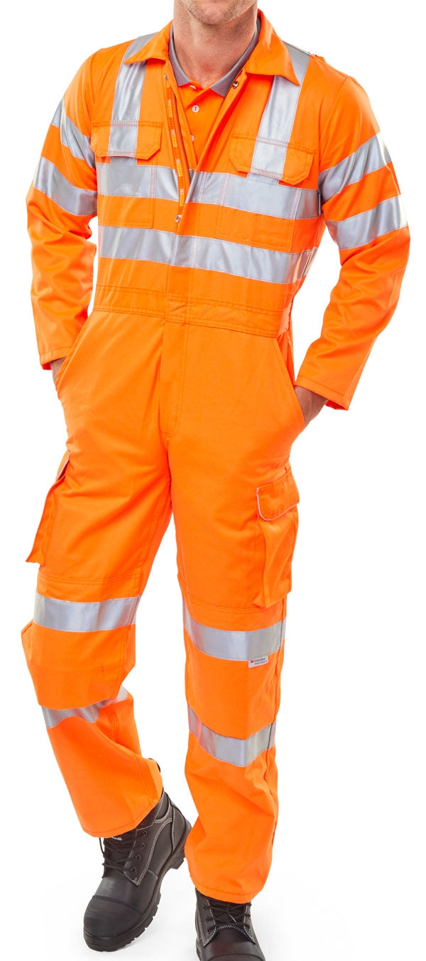 B-Seen Rail Spec 48 Coverall (All Sizes)
