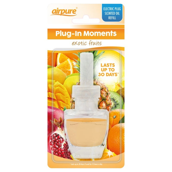 Airpure Plug In Moments Exotic Fruits Refill