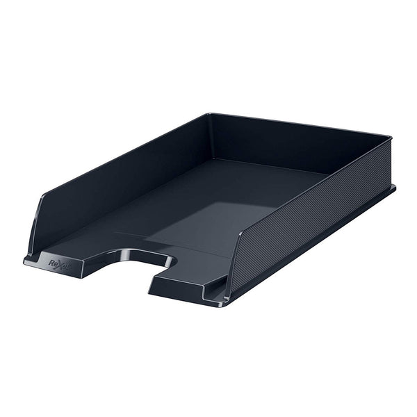 Rexel Choices A4 Black Letter Tray