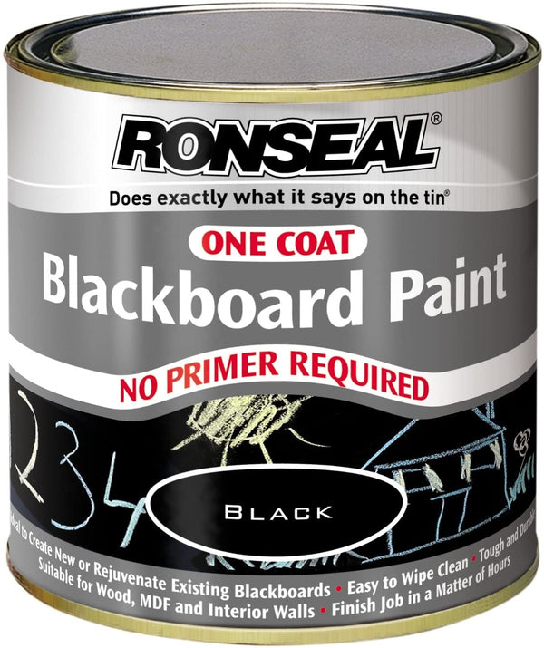 Ronseal Blackboard Paint 250ml
