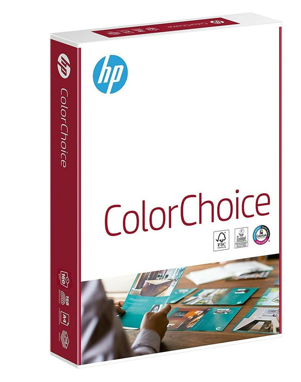 HP Colour Laser A4 160gsm White Paper (250 Sheet)
