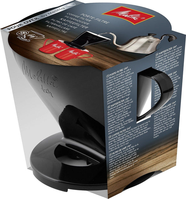 Melitta Pour Over Black Coffee Filter