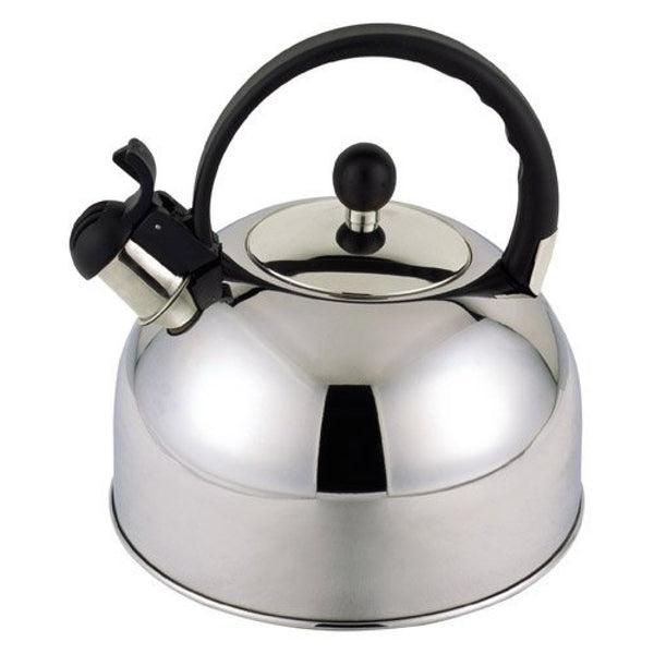 Sabichi S/S Whistling Kettle 2.5 Litre