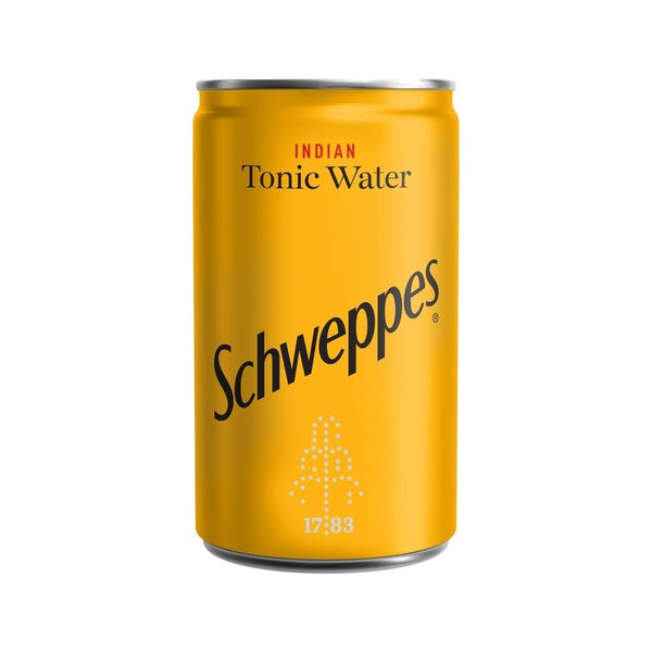 Schweppes Tonic Water 24x150ml