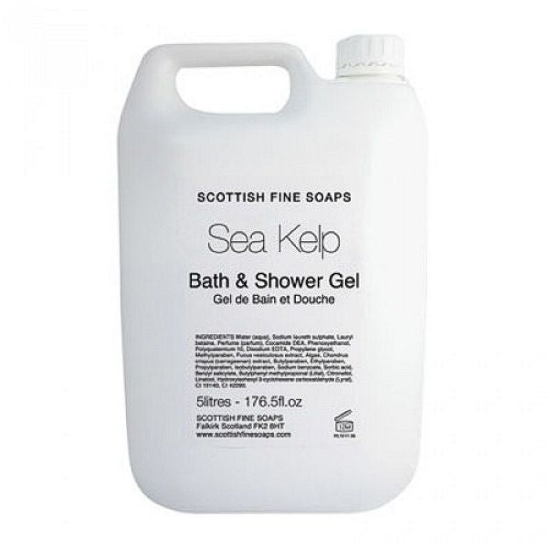 Sea Kelp Bath & Shower Gel 5 Litre