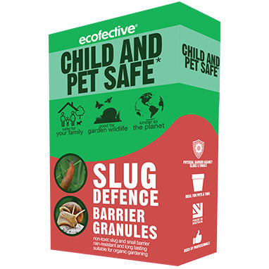 Ecofective Child & Pet Safe Slug Defence Barrier Granules 2 Litre