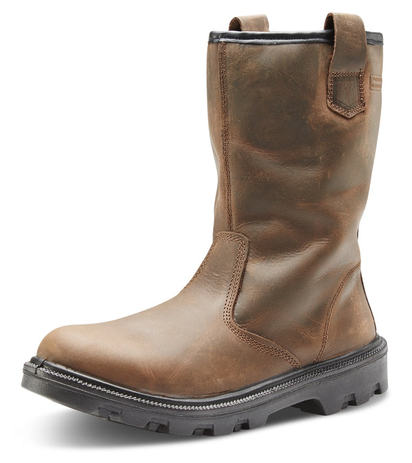 B-Click Footwear Sherpa Rigger Boots {All Sizes}