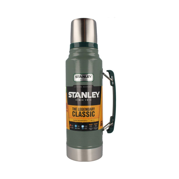 Stanley S/S Green Flask 1 Litre